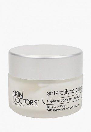 Крем для лица Skin Doctors Antarctilyne plump, упругости кожи тройного действия, 50 мл. Цвет: белый