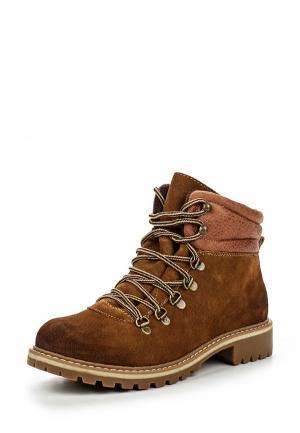 Ботинки Cooper CO296AWNIE67. Цвет: коричневый