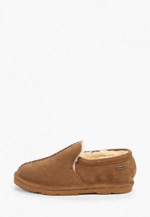 Ботинки Bearpaw Jayden. Цвет: бежевый