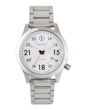 Наручные часы ELECTRIC. Цвет: белый