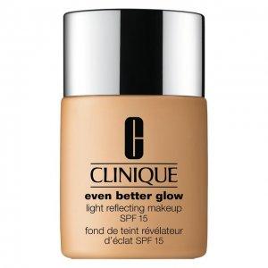 Тональный крем Even Better Glow SPF 15, оттенок Chamois Clinique. Цвет: бесцветный