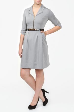 Платье Lady Morgana. Цвет: серый