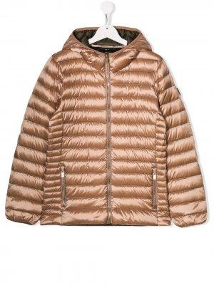 Куртка-пуховик Aghatat Ciesse Piumini Junior. Цвет: розовый