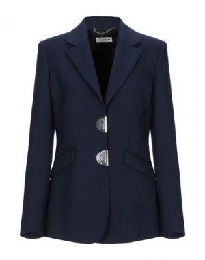 Пиджак ALTUZARRA. Цвет: темно-синий
