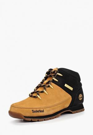 Ботинки трекинговые Timberland EURO SPRINT HIKER WHEAT. Цвет: коричневый