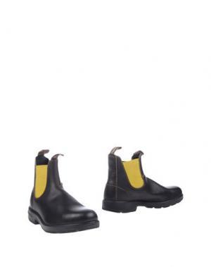 Полусапоги и высокие ботинки BLUNDSTONE. Цвет: коричневый