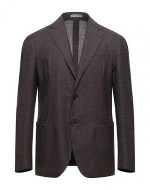 Пиджак 0909 FATTO IN ITALIA. Цвет: кирпично-красный