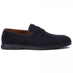 Туфли Doucal's. Цвет: синий