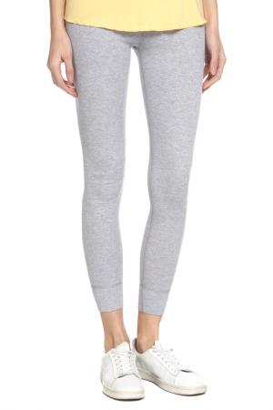 Легинсы American Apparel. Цвет: heather grey
