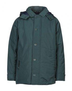 Куртка HENRI LLOYD. Цвет: темно-зеленый