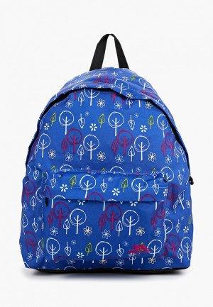 Рюкзак Trespass. Цвет: синий