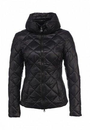 Куртка Fornarina FO019EWAEG23. Цвет: черный