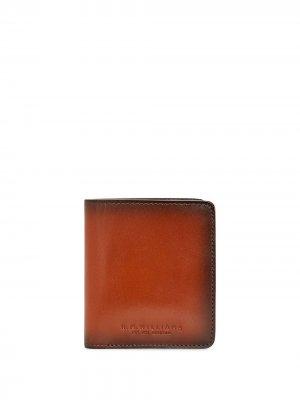 Бумажник Urban R.M.Williams. Цвет: коричневый