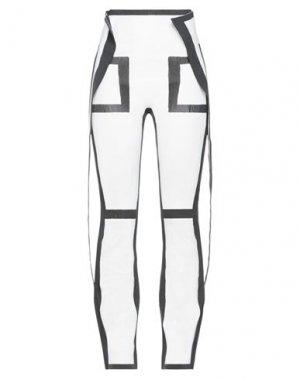 Повседневные брюки ISSEY MIYAKE. Цвет: белый