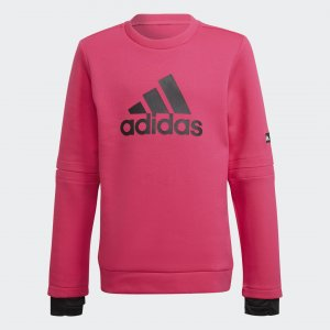 Джемпер LEGO® Move Sportswear adidas. Цвет: черный