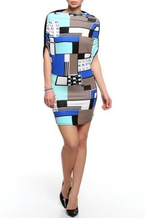 Платье ANNA FIELD. Цвет: белый