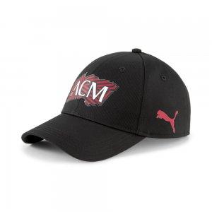 Кепка ACM FtblCore Football Baseball Cap PUMA. Цвет: красный