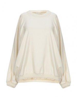 Блузка HAIKURE. Цвет: бежевый