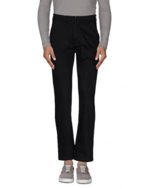 Повседневные брюки FRESHJIVE. Цвет: черный