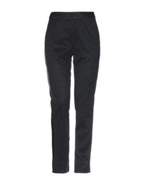 Повседневные брюки DRY LAKE.. Цвет: черный