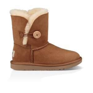 Bailey Button Ii Kids UGG. Цвет: бежевый