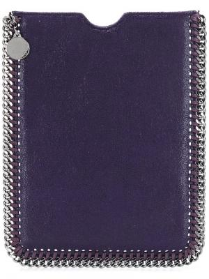Чехол для планшета Falabella Stella McCartney. Цвет: фиолетовый