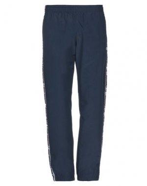 Повседневные брюки CHAMPION REVERSE WEAVE. Цвет: темно-синий
