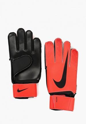 Перчатки вратарские Nike NK GK MATCH-FA18. Цвет: красный