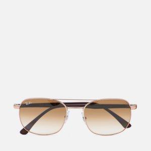 Солнцезащитные очки RB3670 Ray-Ban. Цвет: коричневый