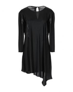 Блузка PHILOSOPHY di ALBERTA FERRETTI. Цвет: черный