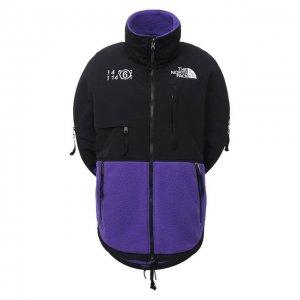 Куртка MM6 x North Face. Цвет: фиолетовый