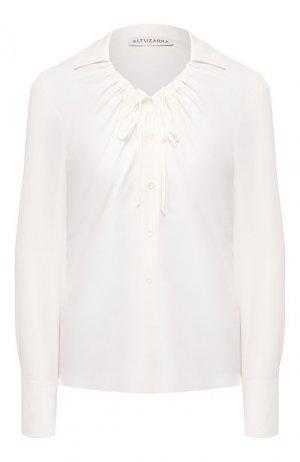 Блузка Altuzarra. Цвет: белый