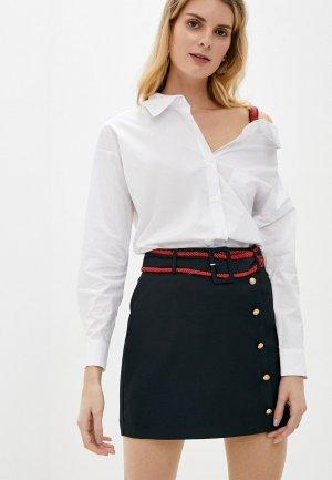 Рубашка Silvian Heach. Цвет: белый