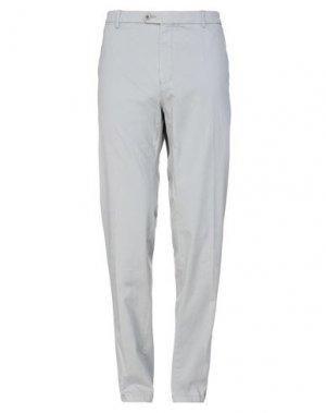 Повседневные брюки BUGATTI. Цвет: серый
