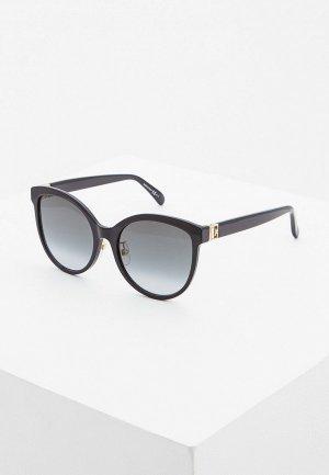 Очки солнцезащитные Givenchy GV 7151/F/S 807. Цвет: черный