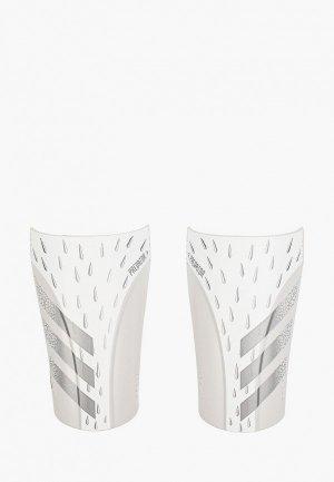 Щитки adidas PRED SG TRN. Цвет: белый
