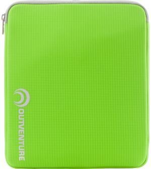 Кейс для ноутбука и планшета 7 Outventure. Цвет: зеленый