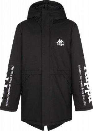 Куртка утепленная для мальчиков , размер 170 Kappa. Цвет: черный