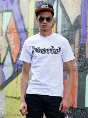 Футболка Independent