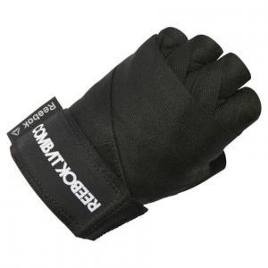 Ленты для рук Combat Reebok. Цвет: black