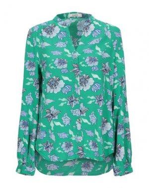 Pубашка GARCIA. Цвет: зеленый