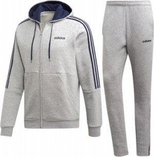 Костюм мужской adidas, размер 52-54 Adidas. Цвет: серый