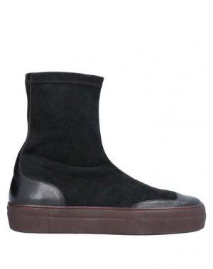 Высокие кеды и кроссовки MAGLI by BRUNO. Цвет: черный