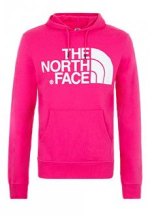 Толстовка THE NORTH FACE. Цвет: розовый