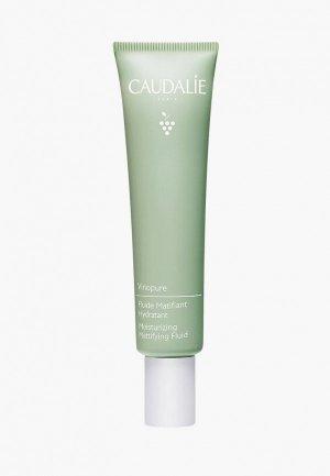 Флюид для лица Caudalie матирующий увлажняющий VINOPURE /ВИНОПЮР, 40 мл. Цвет: прозрачный