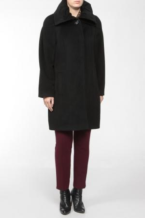 Пальто LANITA. Цвет: черный