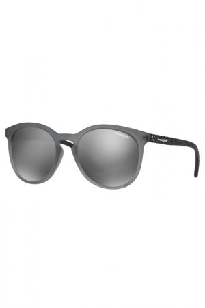 Солнцезащитные очки Arnette. Цвет: серый