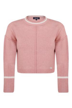Пуловер FELIX HARDY. Цвет: розовый