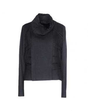 Куртка ALYSI. Цвет: темно-зеленый