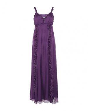 Длинное платье KAOS. Цвет: фиолетовый